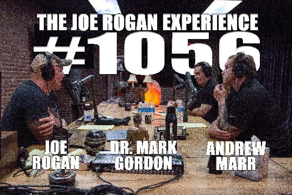 #1056 - Dr. Mark Gordon & Andrew Marr