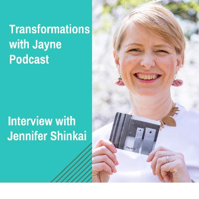 Episode 58: Interview with Jennifer Shinkai