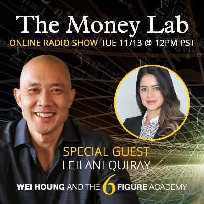 """Episode #88 - The """"Always Just Enough"""" Money Story with guest LeiLani Quiray"""