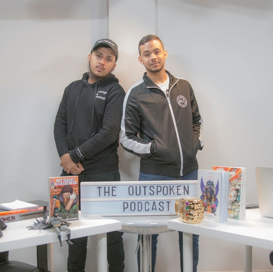 Outspoken Podcast
