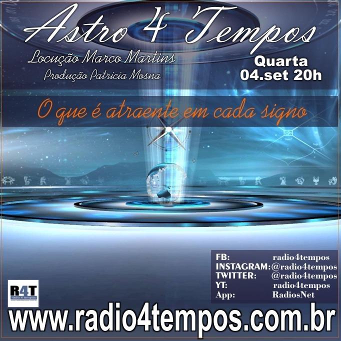 Rádio 4 Tempos - Astro 4 Tempos 14:Rádio 4 Tempos