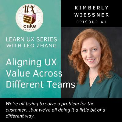 Learn UX: Aligning UX Value