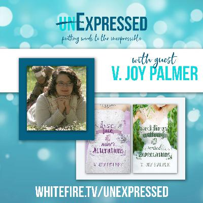 unExpressed Ep 10: Joy Palmer