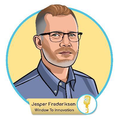 E.09 - Jesper Frederiksen Window To Innovation