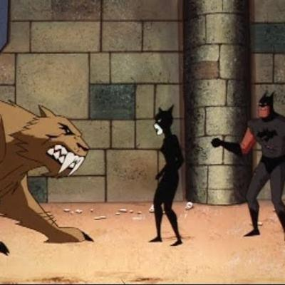 I'm Batman Episode 101: CULT OF THE CAT  Batman TAS Episode 101