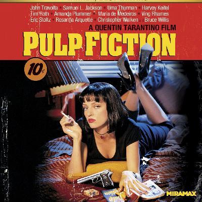 Clásicos en 3 minutos. Ep. 6 - Pulp Fiction. (Extended Version) (Con Marlon Briceño)