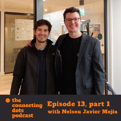 #13, pt. 1: Nelson Javier Mejia on helping others to innovate