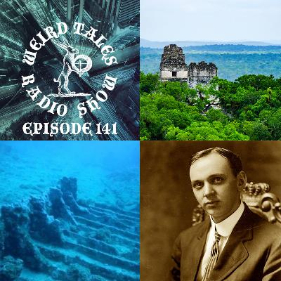 Episode 141: The Search for Edgar Cayce's Lost Continent of Atlantis