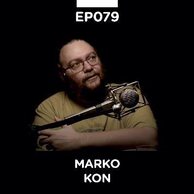 EP 079: Marko Kon, muzička produkcija - Pojačalo podcast