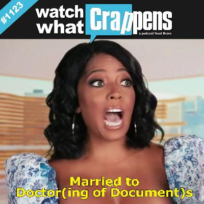 Married to Medicine: Married to Doctor(ing of Documents)