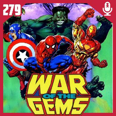 Fliperama de Boteco #279 – Marvel Super Heroes: War of The Gems