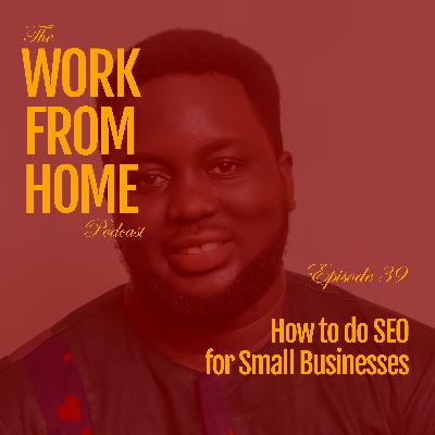 How to do SEO for Small Businesses