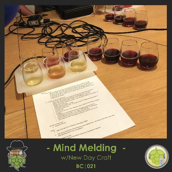 BC021: Mind Melding w/New Day Craft