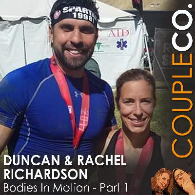 Ninjapreneurs: Rachel and Duncan Richardson of Bodies In Motion, Boise, Idaho, Part 1