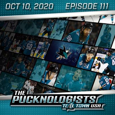 The Pucknologists 111 - Sharks Draft Picks, Free Agent Frenzy, Labanc, Noesen, and Marleau