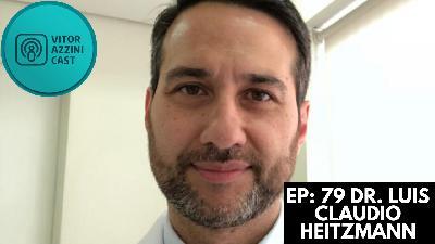79. Prevenção de Cálculos Renais, Disfunção Erétil e Câncer de Próstata | Dr. Luis Claudio Heitzmann