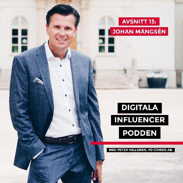 13. Johan Mångsén, Saab