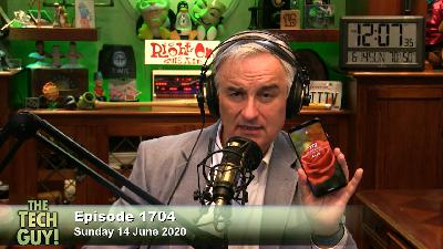 Leo Laporte - The Tech Guy: 1704