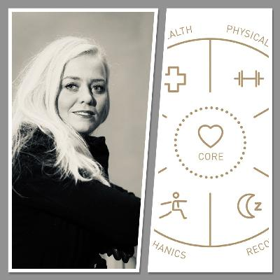 Annastiina Hintsa: success is a byproduct of wellbeing