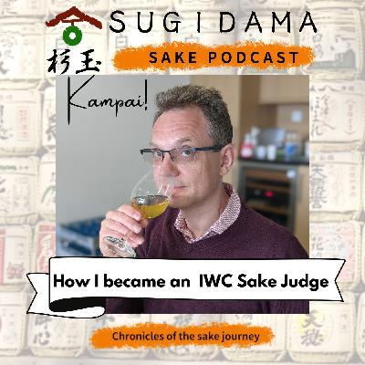 How I Became an IWC Sake Judge