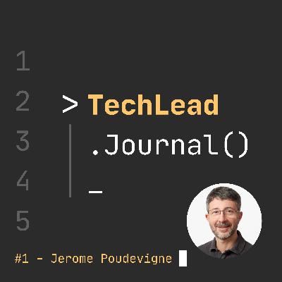 #1 - Startup Tech Leadership - Jerome Poudevigne
