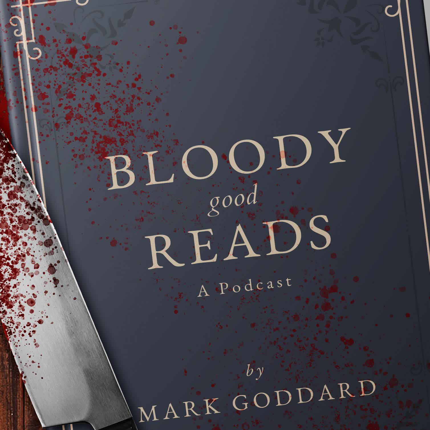 Bloody Good Reads Episode 7 - Luke Walker