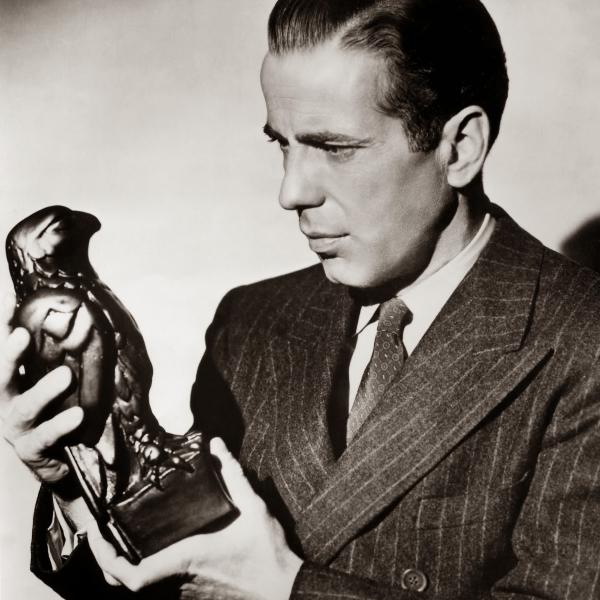 The Maltese Falcon - Humphrey Bogart - Sydney Greenstreet - Mary Astor - Academy Award Theater