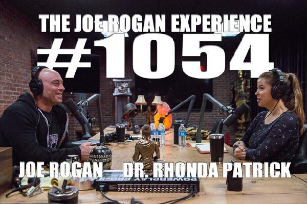 #1054 - Dr. Rhonda Patrick