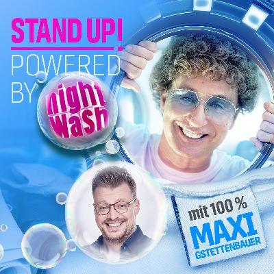 Maxi Gstettenbauer: vom Computer-Nerd zum Comedian!