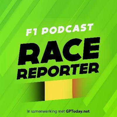 GP België - Verstappen verveelt zich op Spa
