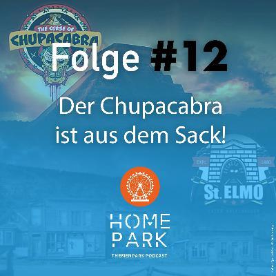 Folge #12 - Der Chupacabra ist aus dem Sack!
