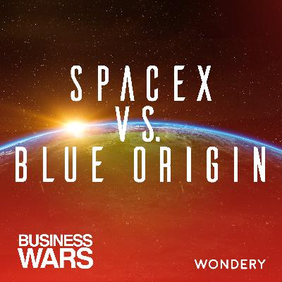 SpaceX vs Blue Origin | Burning Up | 3