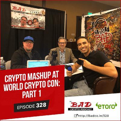 Crypto Mashup at World Crypto Con: Part 1