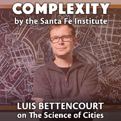 Luis Bettencourt on The Science of Cities
