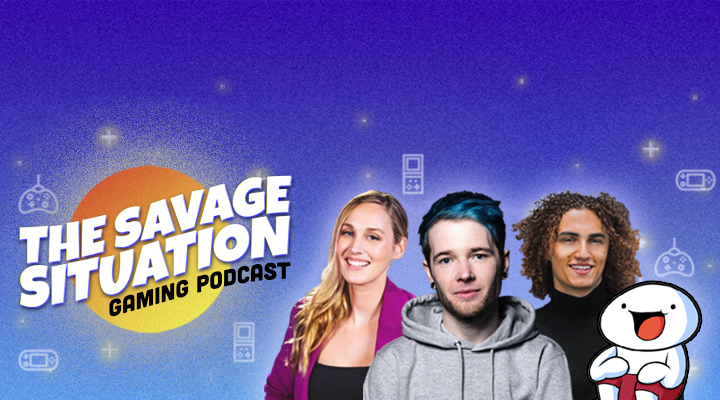 The Savage Situation Gaming Podcast