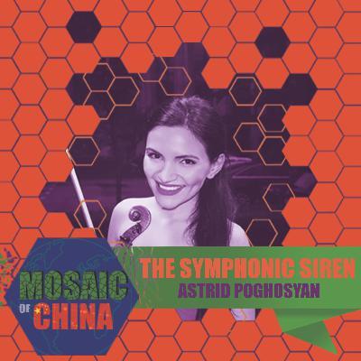 The Symphonic Siren (Astrid Poghosyan, Armenian Violinist)