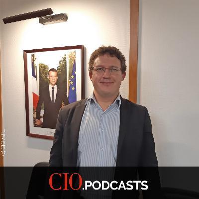 Vincent Strubel (directeur de l'OSIIC): «les talents que nous recrutons voient des choses qu'ils ne verront nulle part ailleurs»