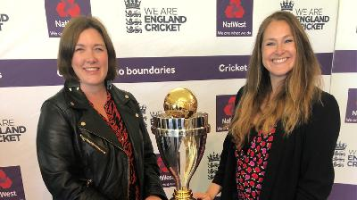 Caroline Kings and Jo Wimble-Groves: We are Girls in Sport