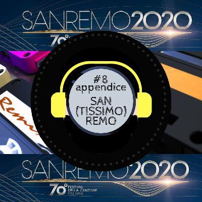 #8/appendice - San(tissimo)Remo