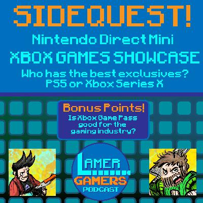 SIDEQUEST! Xbox Games Showcase and more!