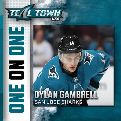 One On One With Dylan Gambrell - San Jose Sharks