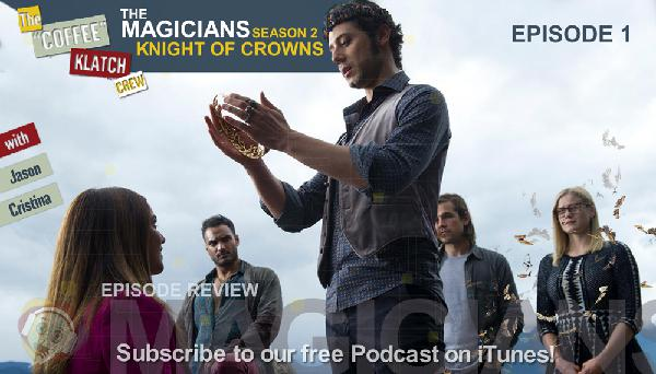 MAGIC - The Magicians S2 Ep1 Knight of Crowns - Westworld