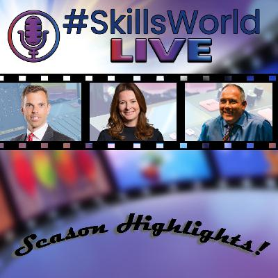 Best of #SkillsWorldLIVE - Summer Season Highlights