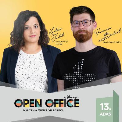 13. Új gondolkodásmód válságos időkre: design thinking és innováció   Open Office Podcast
