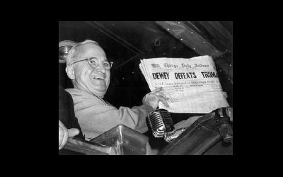 464: 6/6  The Accidental President: Harry S. Truman and the Four Months that Changed the World, by A J Baime