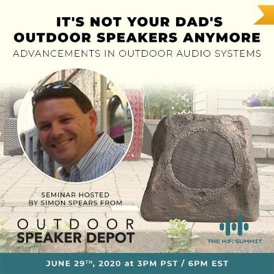 OSD   It's Not Your Dad's Outdoor Speakers Anymore   Advancements in Outdoor Audio Systems