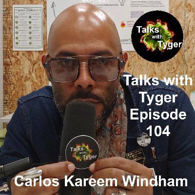 104: Straight White Men Are The  Worst  // Carlos Kareem Windham