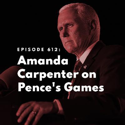 Amanda Carpenter on Pence's Games