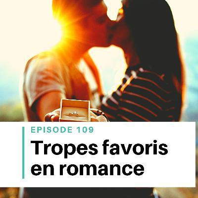 Ep #109 - Les 3 tropes les plus populaires en romance