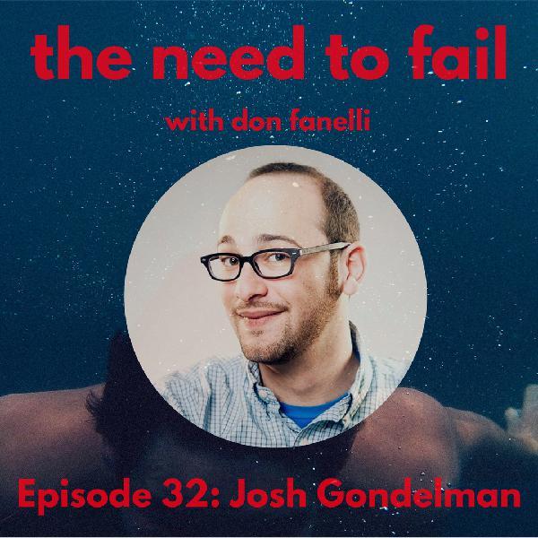 Episode 32: Josh Gondelman